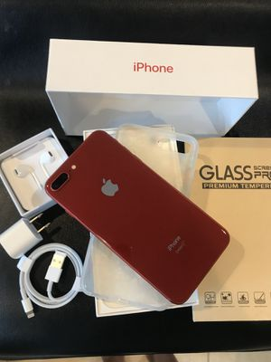 IPHONE 8+PLUS UNLOCKED FOR ANY CARRIER COMPANY & WORLDWIDE 64GB for Sale in Rosemead, CA