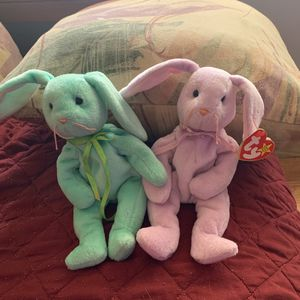 Hippity And Floppity Original 1996 Beanie Baby for Sale in Pompano Beach, FL