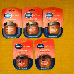 Vaseline Lip Therapy Rose for Sale in Silver Spring, MD