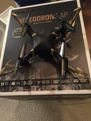 Protocol Drone (Takes Videos & Pictures) for Sale in Houston, TX