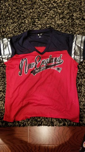 Woman Jersey New England patriots xxl for Sale in Riverside, CA