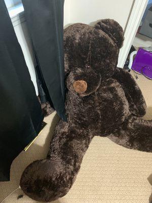 Five Foot Brown Teddy Bear for Sale in Douglasville, GA
