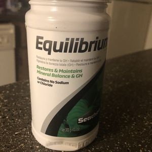 Equilibrium fish tank additive for Sale in Tempe, AZ