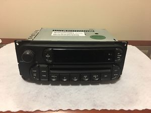 2002 - 07 Jeep/Chrysler Factory Radio for Sale in Annandale, VA