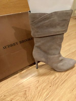 Brand New Audrey Brooks Cute Boots 9.5 for Sale in Washington, DC