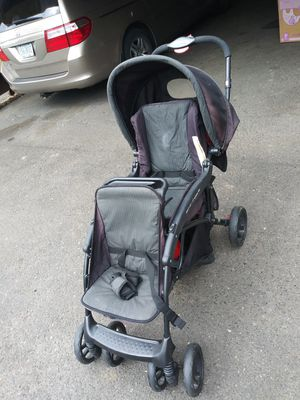 Double stroller for Sale in Cornelius, OR