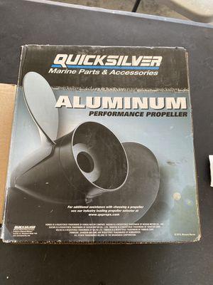 Aluminum boat motor propeller for Sale in Westminster, CA