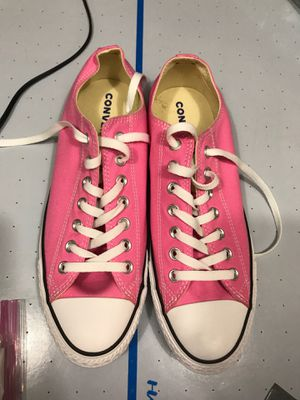 Pink converse for Sale in Mount Oliver, PA