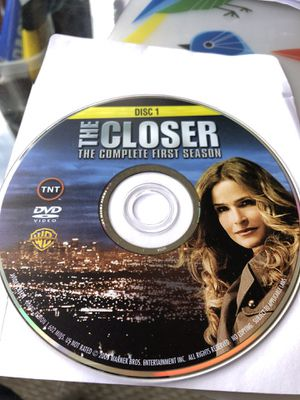 The Closer - The Complete Series (DVD) for Sale in San Francisco, CA
