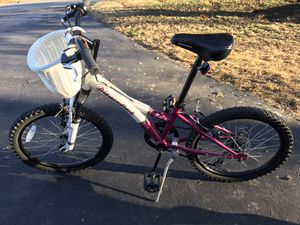 "Girls Bike Diamondback Tess 20"" mountain bike for Sale in Creve Coeur, MO"