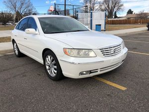 2008 HYUNDAI AZERA LIMITED 121K MILES! FINANCING AVAILABLE! for Sale in Lakewood, CO