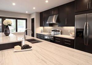 Shaker style espresso kitchen cabinets for Sale in Miami, FL