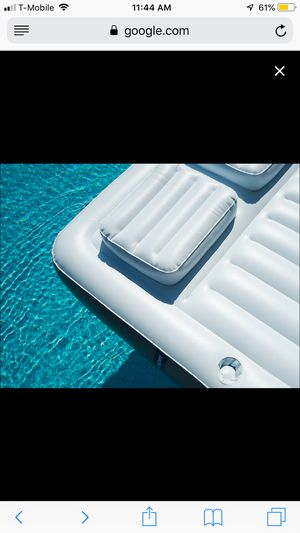 Casper pool inflatable mattress - get it before it is gone! for Sale in San Diego, CA