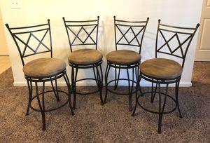 Swivel bar stools for Sale in Franklin, TN