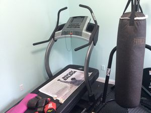 NordicTrack treadmill with cooling fans. model # NTL24013 0. $800.00 for Sale in Celebration, FL