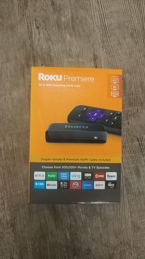 Roku Premiere Streaming Device for Sale in Redmond, WA