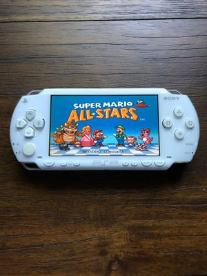 PSP White With 5,000+ Games & Movies ‼️ for Sale in Santa Ana, CA