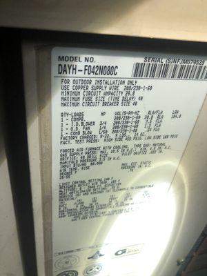 Gas AC split Roof unit for Sale in Phoenix, AZ