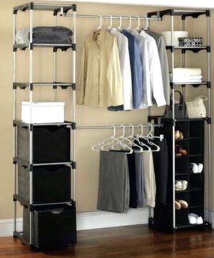 Clothes Rack - Heavy Duty for Sale in Gaithersburg, MD