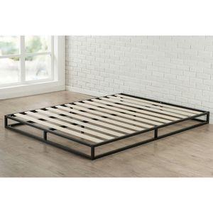 "Zinus Joseph Modern Studio 6"" Platforma Low Profile Bed Frame [King Size] [Open Box] [Item 3164] for Sale in Irving, TX"