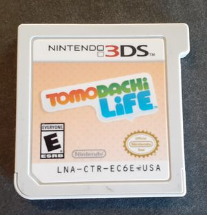 Tomodach life NINTENDO 3DS for Sale in Fresno, CA