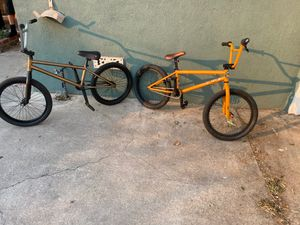 Fit bmx bike and kink bmx for Sale in Santa Ana, CA