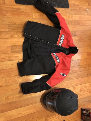 Alpinestars Motorcycle Jacket Sz M (Never Worn) for Sale in Philadelphia, PA