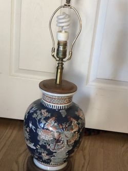 Chinese Ginger Lamp for Sale in Denver,  CO