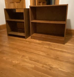 Two Small Bookshelves for Sale in Midlothian, VA