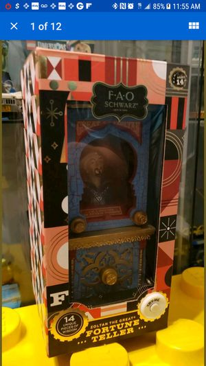 New FAO Schwarz Zoltan Fortune Teller for Sale in Hyattsville, MD