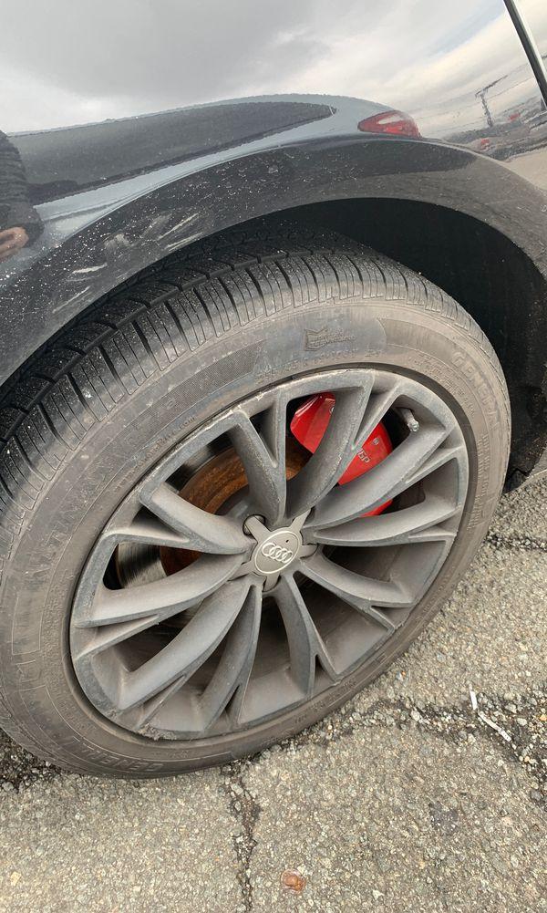 $500 OBO 19inch Audi OEM Wheels