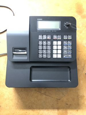 Casio Cash Register for Sale in Los Angeles, CA