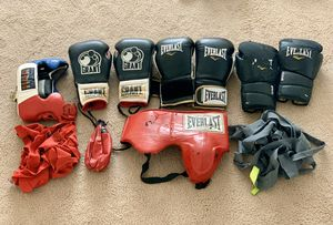Boxing Package Deal $40 Excellent Value!!! for Sale in Jacksonville, NC