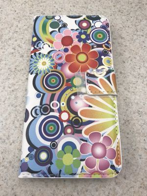 Colorful flower wallet for iPhone 7 Plus New for Sale in Denver, CO