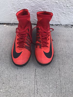 Soccer shoes 10.5 size for Sale in Deerfield Beach, FL