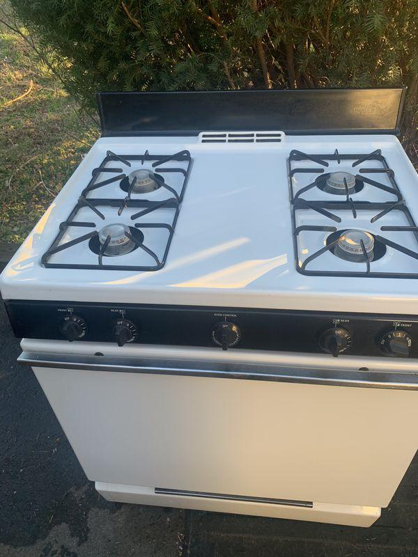 Roper gas stove