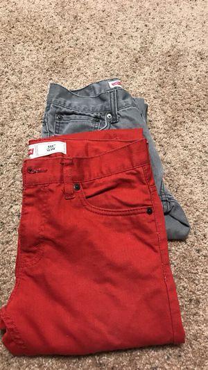Boys Levi's jeans for Sale in Pasadena, MD
