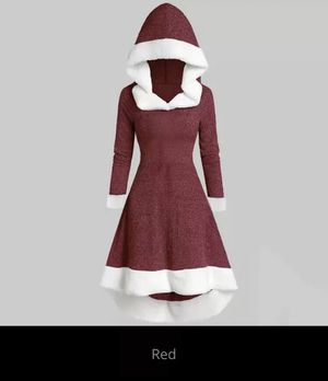 Hooded Winter Dress Message Me What Size U Want Small-xxlarge And Which Color for Sale in Johnson City, TN