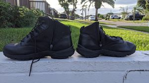 Timberland Pro series soft toe anti fatigue work boots size 10.5 for Sale in Tarpon Springs, FL