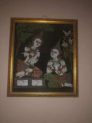 Hindu / tantric painting for Sale in Annandale, VA