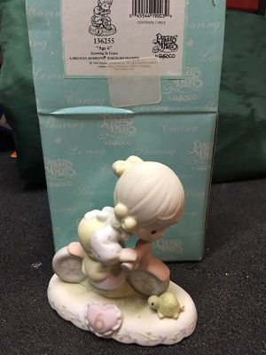 "Precious Moments Growing in Grace ""6"" Figurine for Sale in East Alton, IL"