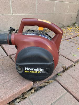 Homelite blower, blower, for Sale in South Gate, CA