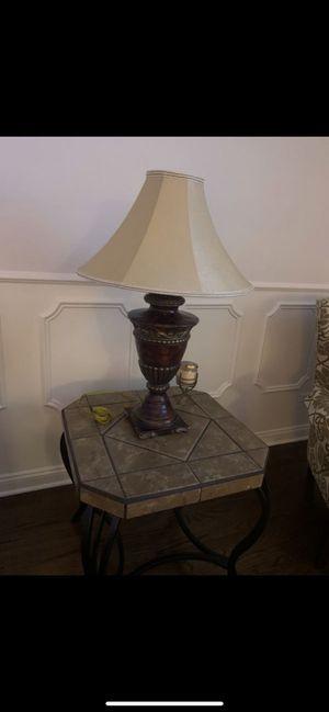 2 lamps for Sale in Carol Stream, IL