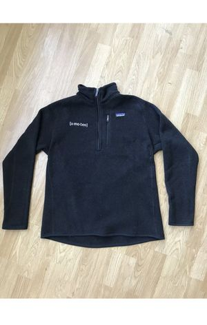 Patagonia Mens Fleece Quarter Zip Jacket Size Large for Sale in South San Francisco, CA