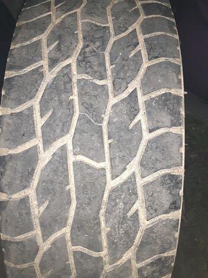 Used 2457017 tires 10 ply for Sale in Van Buren, AR