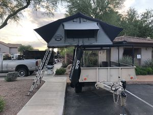 Overland Military Camping Trailer for Sale in Cave Creek, AZ