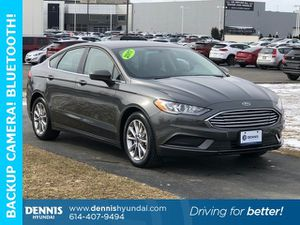 2017 Ford Fusion for Sale in Columbus, OH