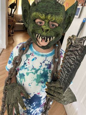 Troll costume for Sale in Largo, FL