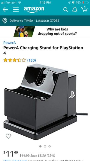 Charging stand for PlayStation for Sale in Lascassas, TN