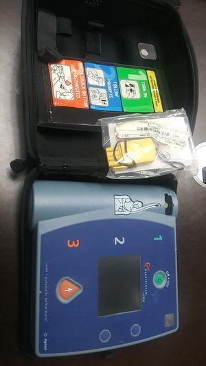 Heartstream FR2 Heart Defibrillator NO BATTERY for Sale in Phoenix, AZ
